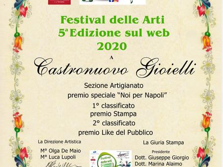 Festival delle Arti sul web 2020