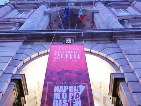 NAPOLI MODA DESIGN 2018