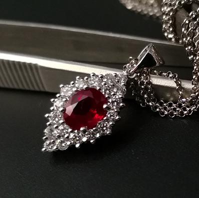 rubin pendant