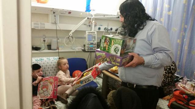 Aide aux enfants malades