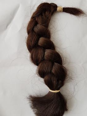 Don de cheveux pour enfants cancereux