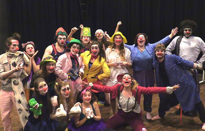 John Abbott Professional Theatre Class of 2019