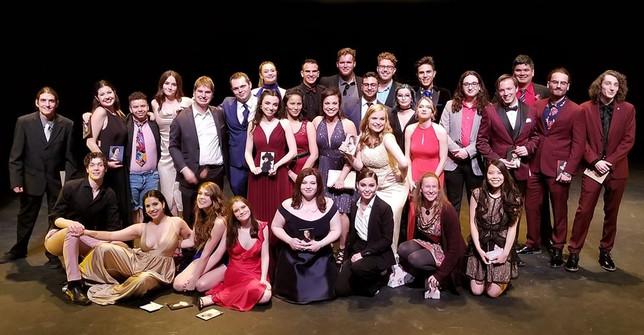 John Abbott Professional Theatre Graduating Class of 2019