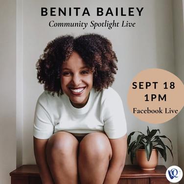 Benita Bailey