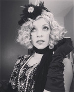 """As Kitty in """"The Drowsy Chaperone"""""""