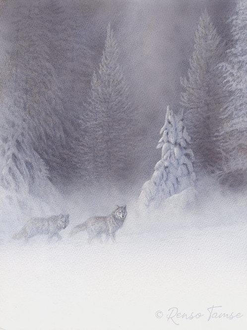 Winter's Rhythm