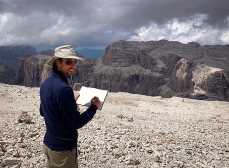 The Dolomites - Inspiration at a great height!