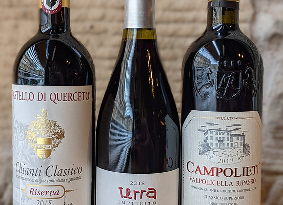 Italian Reds Mixed Pack