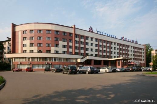 ГостиницаСадко Великий Новгород