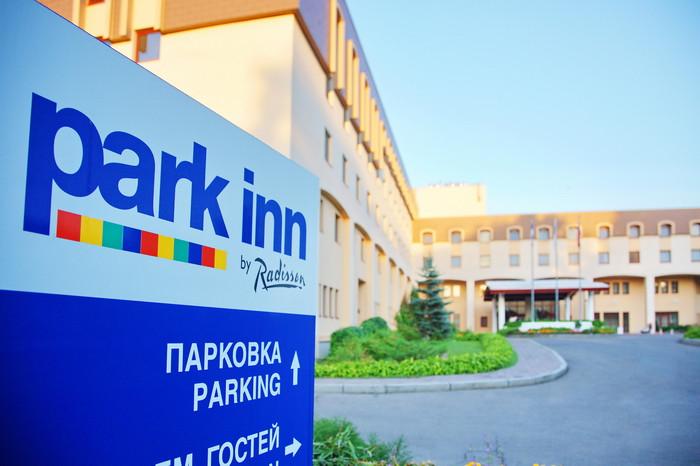"""Отель """"Park Inn by Radisson"""" Великий Новгород"""