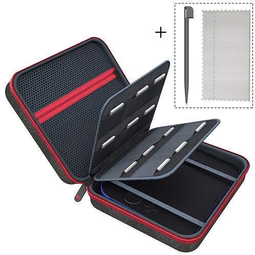 2DS Carry Case - Nintendo 2DS Case, Portable Storage Game Bag