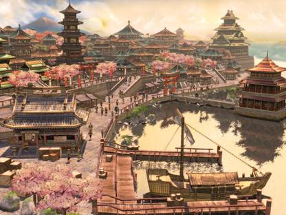 Japan Home City