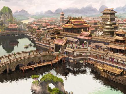 Age III: Asian Dynasties Home City