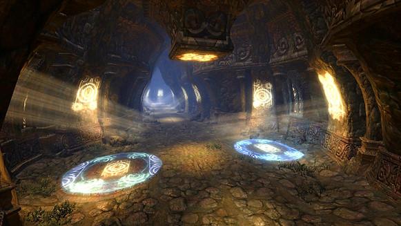 Erathi Dungeon Set Hallways