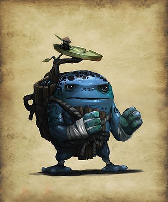 Storytellers: Frogman