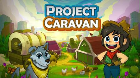 Project Caravan Splash Art