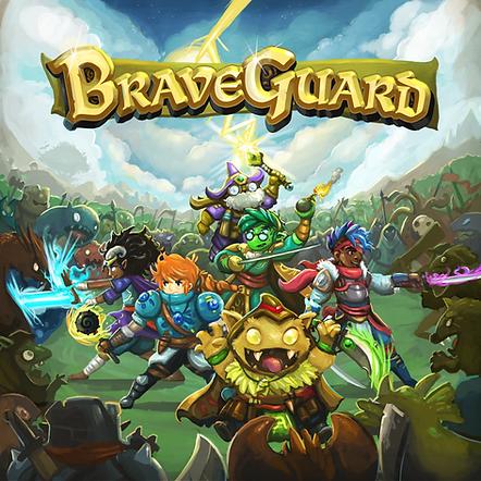 Braveguard Box Art