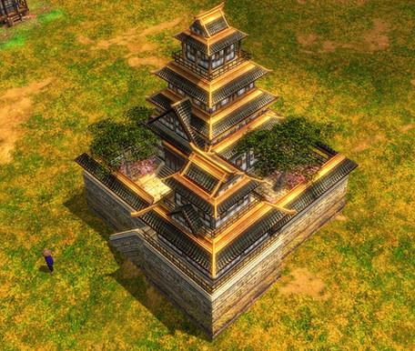 Age III: Asian Dynasties Building