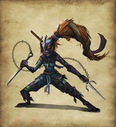 Storytellers: Ninja