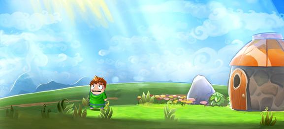 God: The Game Splash Screen