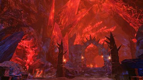 Prismere Caverns Dungeon Set
