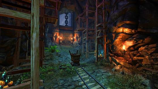 Natural Caverns Dungeon Set