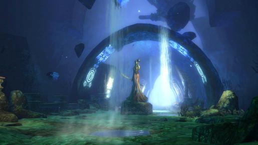 Underwater Dungeon Set