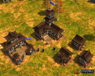 Age III: Asian Dynasties Buildings