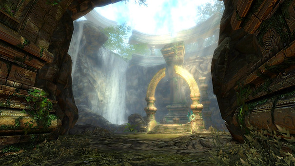 Ruins Dungeon Set