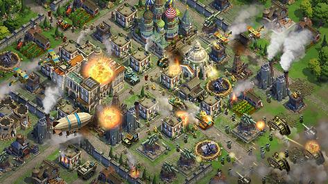 Dominations Ideal Screenshot