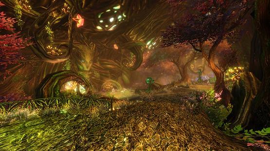 Fae Hollows Dungeon Set