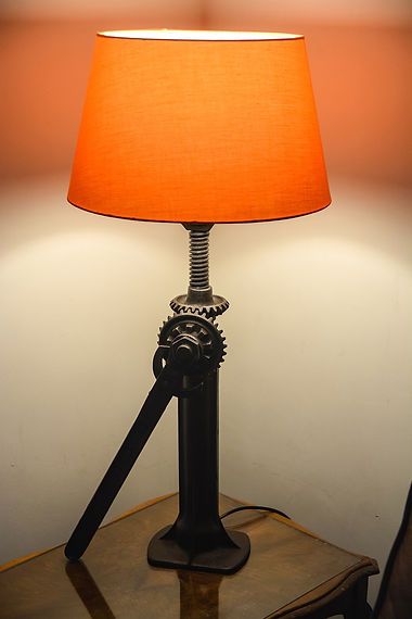 Industrual Vintage Style Lamp
