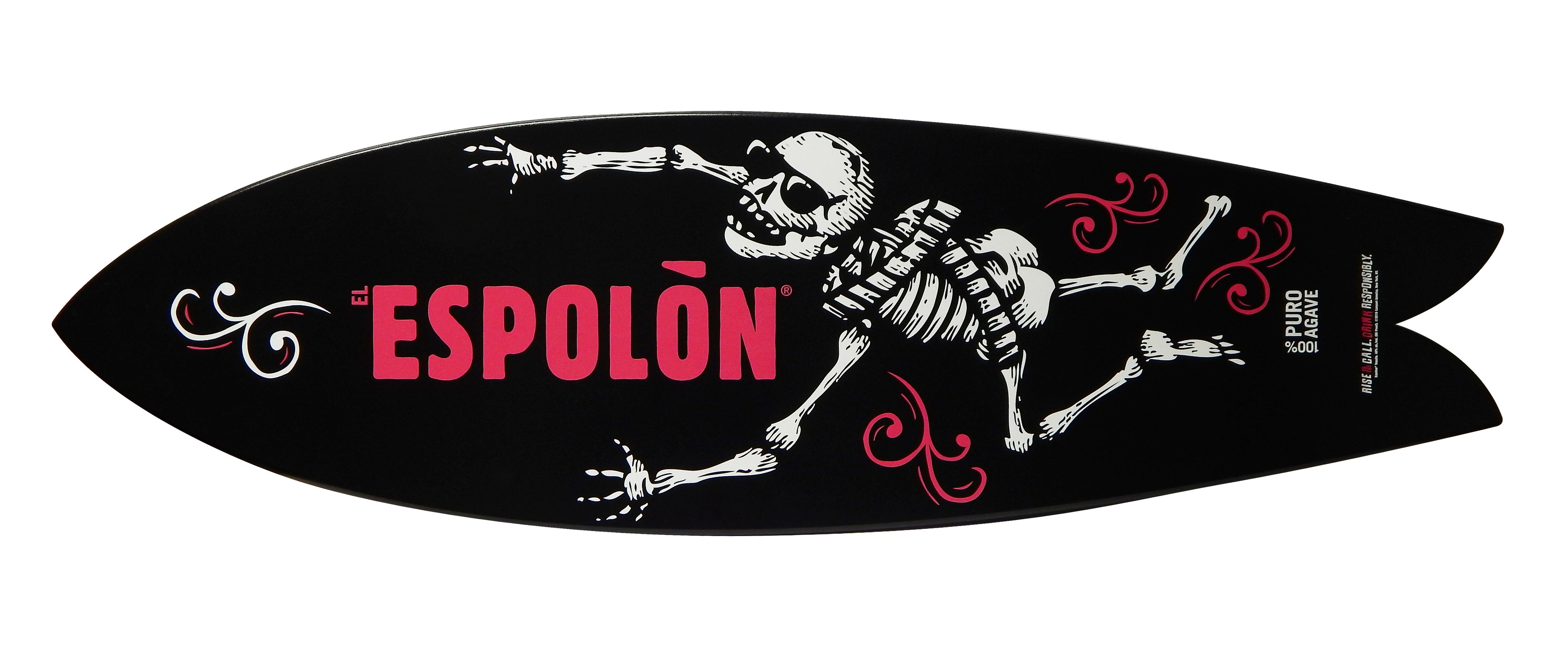 Espolon MDF Surfobard 3686