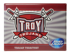 Bud Light & Troy Tacker Sign