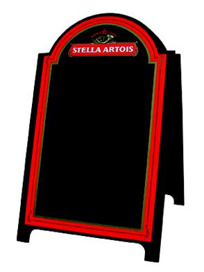 Stella Artois A-Frame