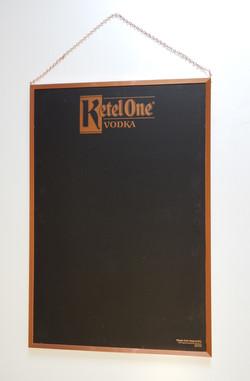 Ketel One Double-Sided Chalkboard 2749 -