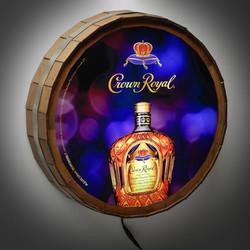 Crown Royal LED Barrel