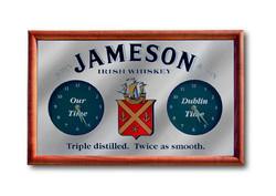 GRA-18 Jameson Double Level Clock