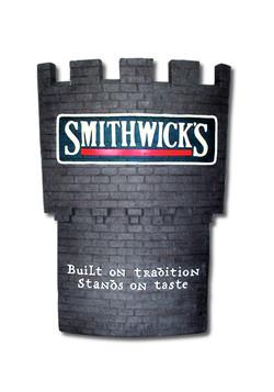 Smithwick's Polyurethane Molded Sign