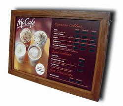 McCafe Menu System