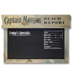 Captain Morgan Beach Report