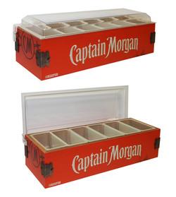 Captain Morgan Condiment Tray