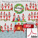Heritage Sign & Dispay 2018 Christmas Card