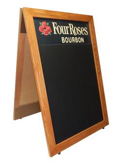 Four Roses A-Frame 2680 - 2