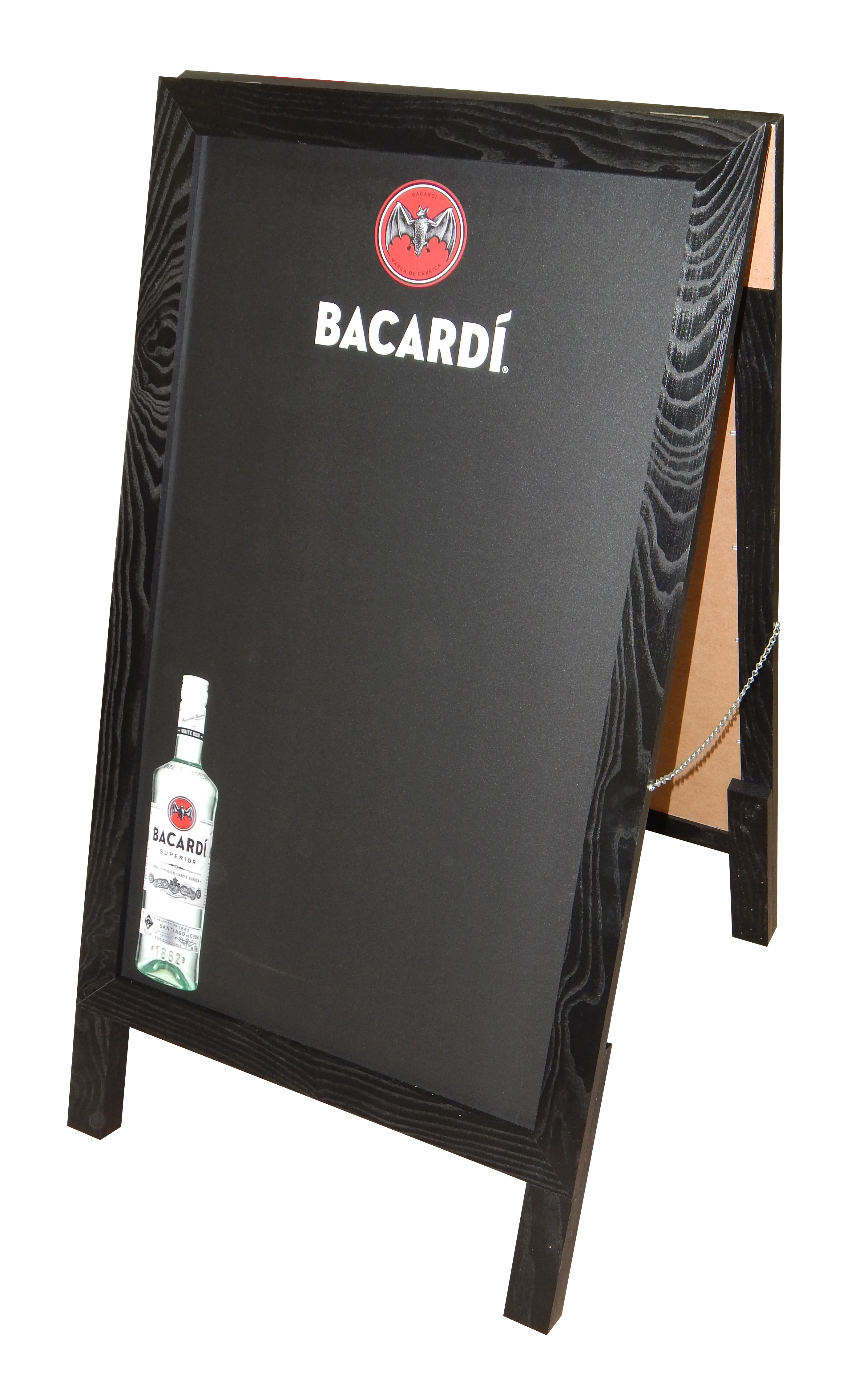 Bacardi A-Frame Chalkboard 2695