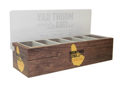 Mount Gay Condiment Tray