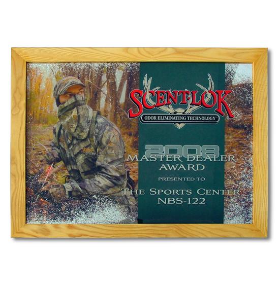 Scentlock Framed Print
