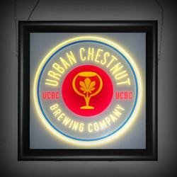 Urban Chestnut Neo-Brite LED Sign
