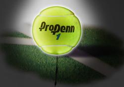 ProPenn Tennis LED Sign