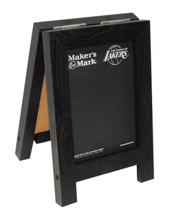 INW-184 Maker's Mark & Lakers Mini A-Fra